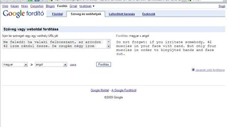 Google translate....