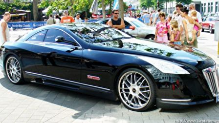 Maybach Exelero reloaded