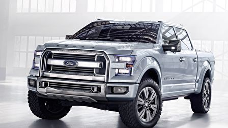 A Ford Atlas