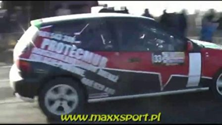 Rally crash 2011