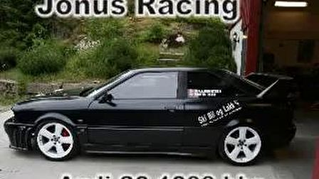 Jonus Racing Audi S2 2.2 20v turbo 1288 bhp