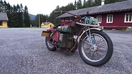 Rat Bike 1936-ból