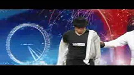 Britain's got talent (Michael Jackson-Billie Jean)