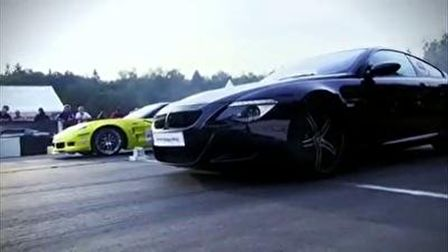 Corvette vs. BMW M6