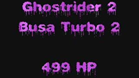 Ghost Rider-Hayabusa Turbo