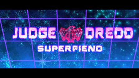 Judge Dredd - Superfiend - Epizód 1