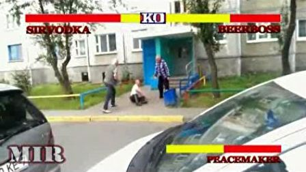 Ruszki street fighter