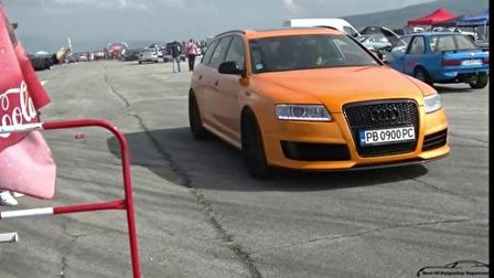 Elmebeteg AUDI RS6