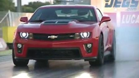 2012 Chevrolet Camaro ZL1 Indy Drag Strip