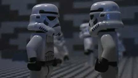 Stop Motion Lego Star Wars