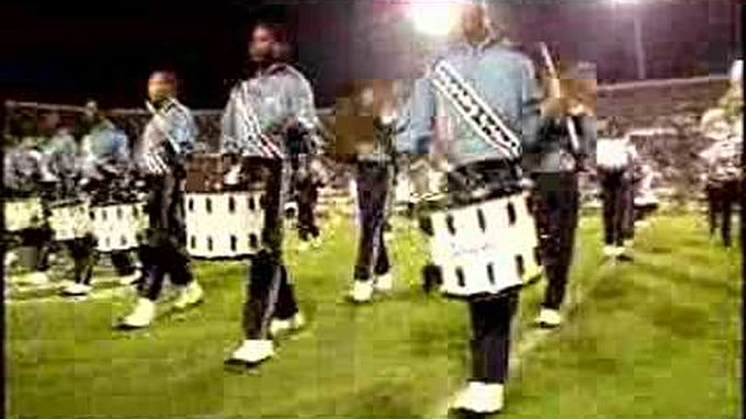 Halftime Spectacles: Jackson State Marching Band