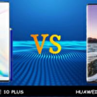 Samsung Galaxy Note 10 Plus Vs. Huawei Mate 30 Pro