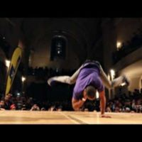 B-boy battle 2010
