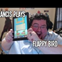 Francis Plays Flappy Birdppy Bird