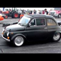 Fiat 500 Punisher
