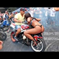 Motozona 2015 - Girls, Superbikes Burnouts