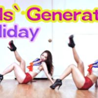 Girls' Generation Holiday cover dance WAVEYA