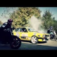 Rétság Rider's Team - Gymkhana vs stunt riding