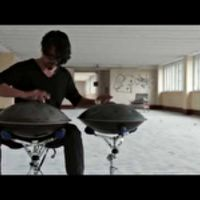 Supersonic Hang (drum) Solo (HandPan) Rafael Sotomayor Csodálatos