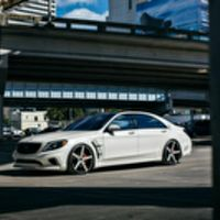 MC Customs Mercedes-Benz S550