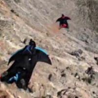 Wingsuit Base Jumping ...