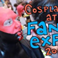 Cosplay Fan Expo 2014