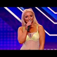 Lorna Bliss's audition - Britney Spears' Till The World Ends