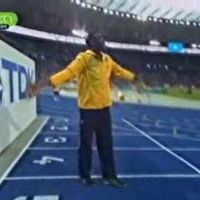 Usain Bolt vs Berlino
