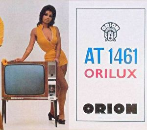 Régi Orion tv-k